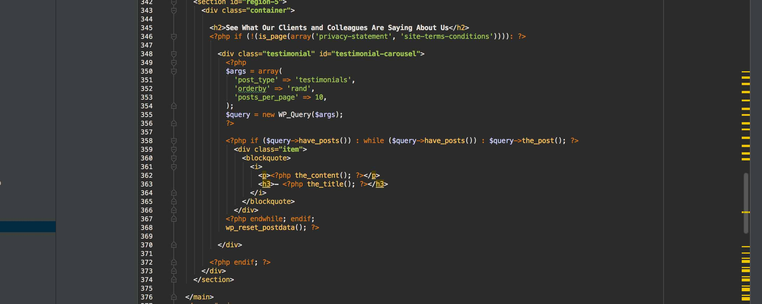 How to use WP Query with a custom post type.