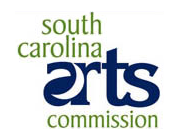 South Carolina Arts Commission Logo