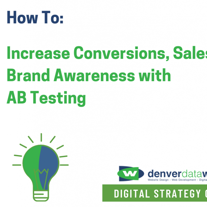 Digital Strategy Chat thumbnail for AB Testing