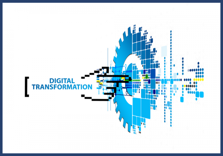 digital transformation helps improve business processes