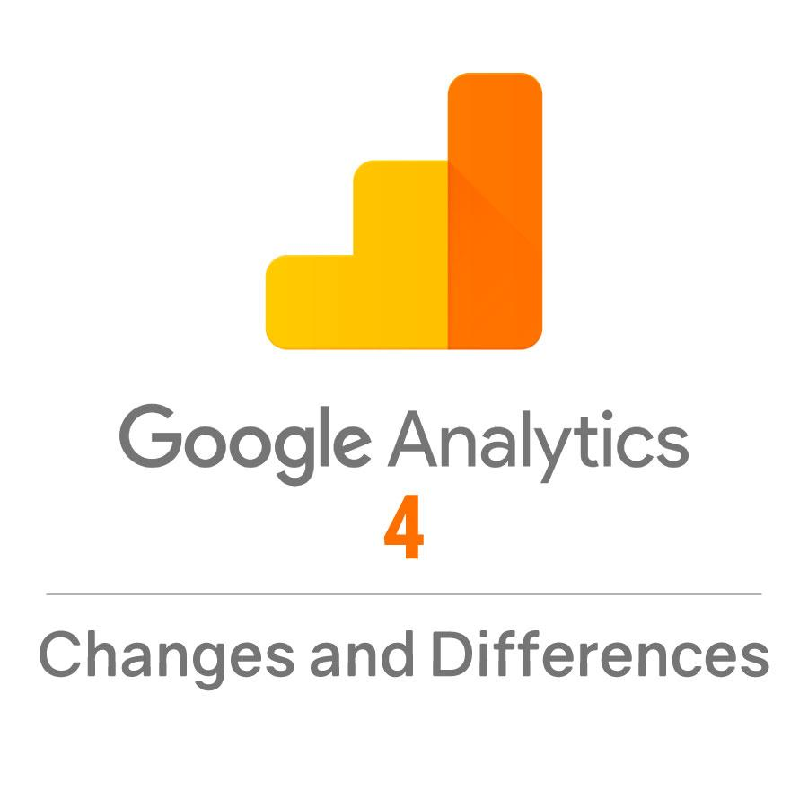 Google Analytics 4 Changes