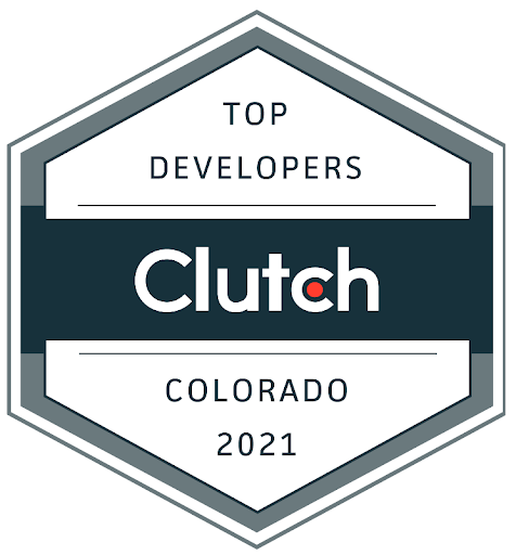 Clutch seal for Colorado's top web developers